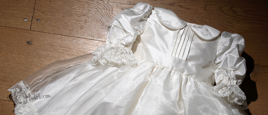 Christening Gowns now available!